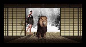 last samurai girl winter