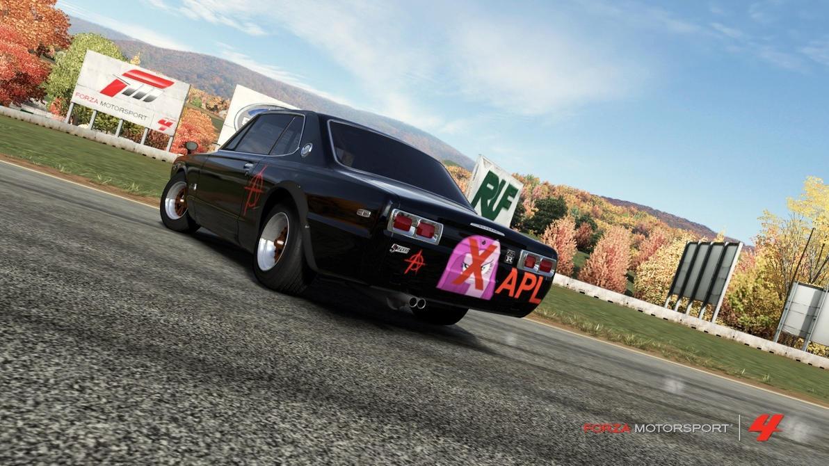 Anti Brony Forza Drift Car By On Deviantart