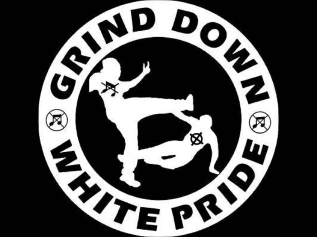 Grind down white pride by Jejejeje823