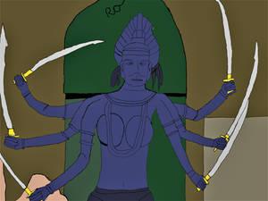The Golden Voyage of Sinbad: Kali