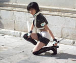 Cosplay - Seth ninja outfit by Shu-Maat
