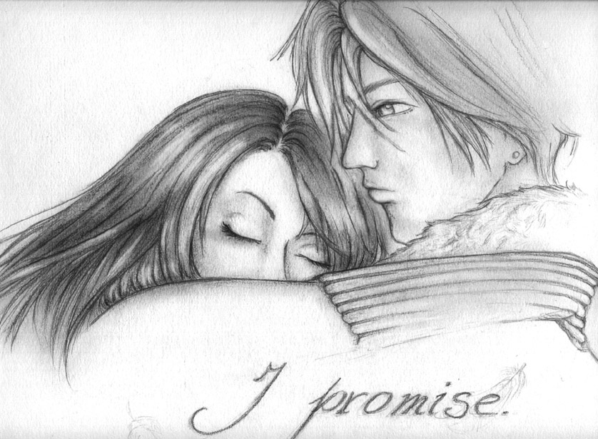 Squall And Rinoa Quotes Squall And Rinoa by Shu Maat