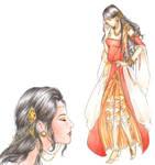 ASOIAF: Ellaria Sand by Shu-Maat