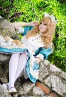 Alice and her book - Sakizo's Wonderland by Shu-Maat