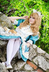 Alice and her book - Sakizo's Wonderland