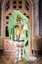 Seth Nightroad cosplay - Sublime Porte by Shu-Maat