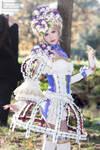 Garden Pansy - Sakizo cosplay