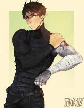 The Winter Soldier: Sousuke Yamazaki
