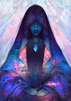 Steven Universe: Blue Diamond