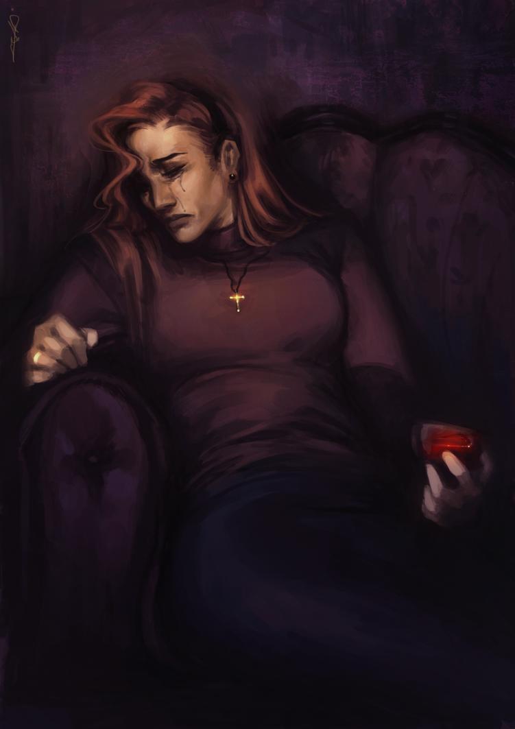 Miserable Mary by Kholouz