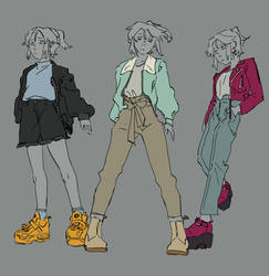 Outfit Designs by EatLeaf