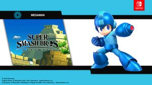 Megaman - Super Smash Bros. Ultimate