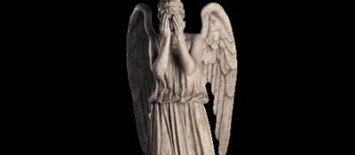 Doctor who weeping angels .gif by TheGenetics