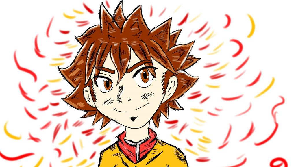 Jay Nagamoto Elemental 4 redesign by sonickid20021