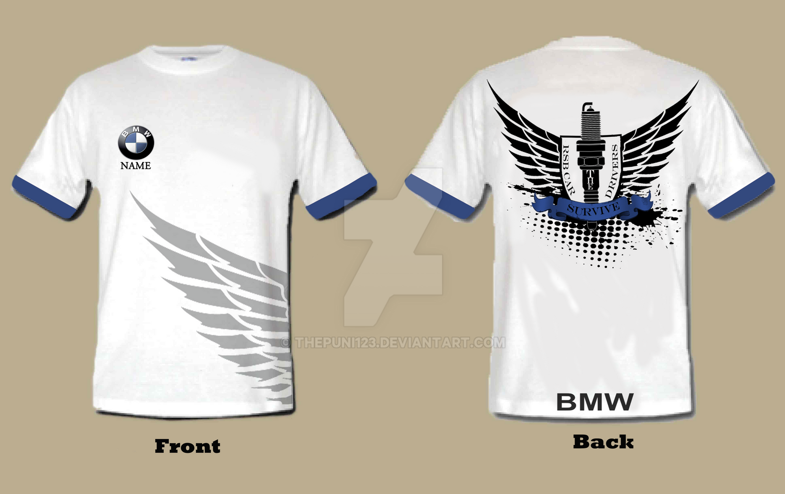 t shirt bmw by thepuni123 on deviantart. Black Bedroom Furniture Sets. Home Design Ideas