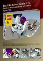 Agent JFK LEGO 2 by petrsimcik