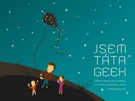 Tata geek wallpaper (czech version of geekdad) by petrsimcik