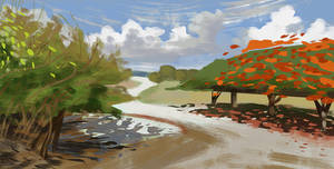 Daily speed paint - 54