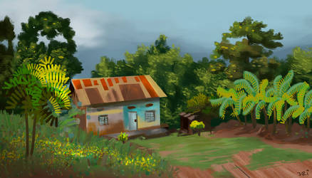 Daily Speed Paint - 57