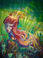 Toxic mermaid