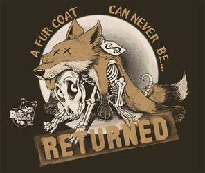Fur Coat can Never be Returned