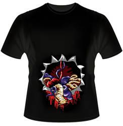 Zombies in Manila Shirt 2
