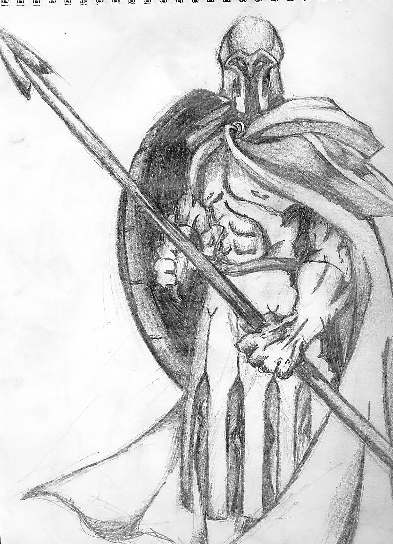 Spartan by skyloreang on DeviantArt