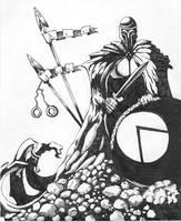 Spartan Rise by skyloreang