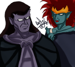 Goliath and Demona