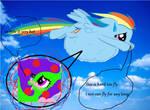 Rainbow Dash Love Lola Vore Pichur