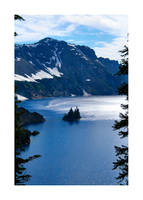 Crater Lake 6 by YellowEleven