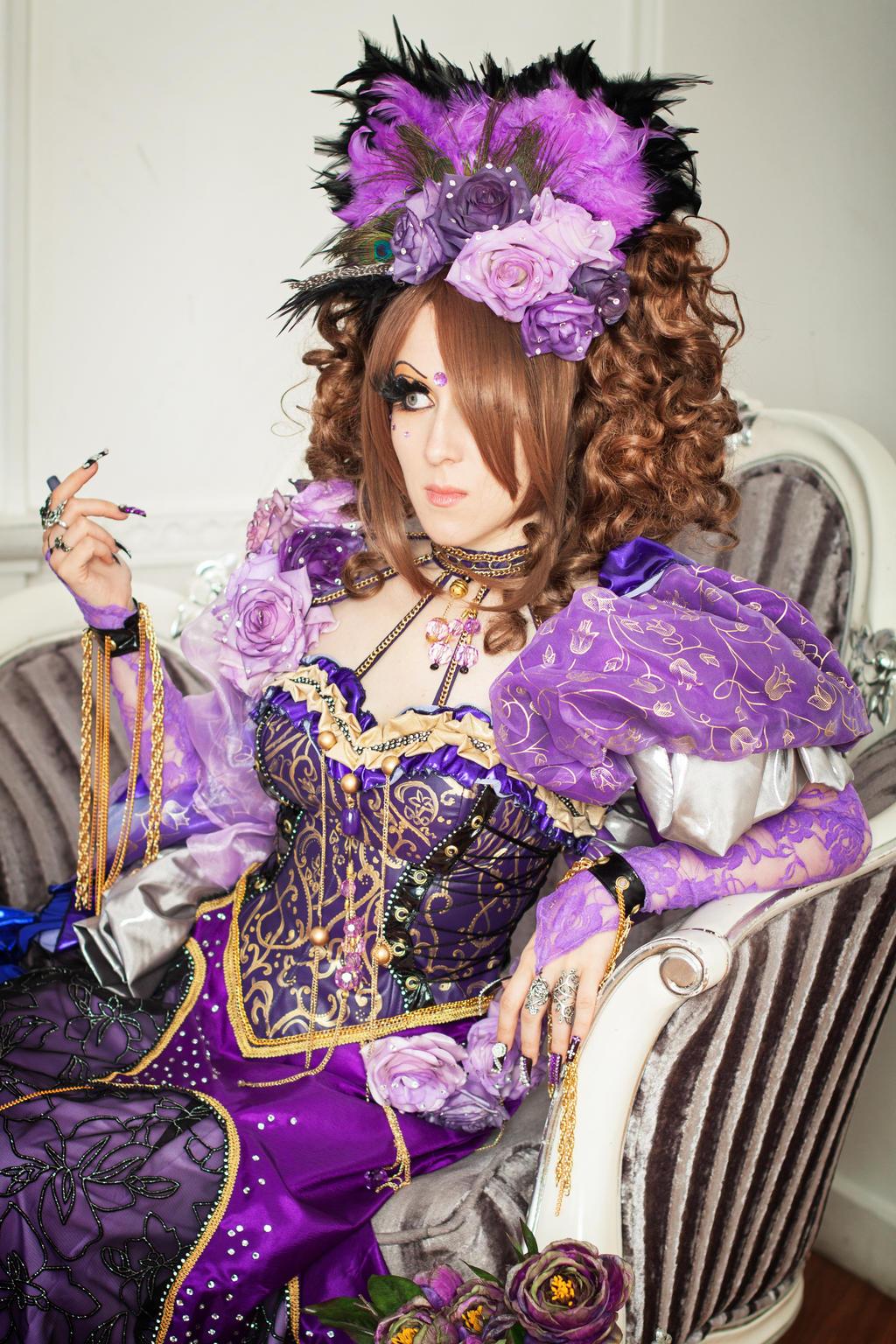 Jasmine You cosplay by Squalo-Superbia
