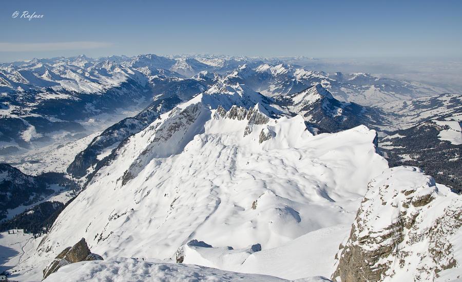 alp panorama 1 by Rafnex