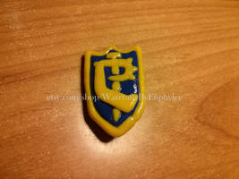 World of Warcraft inspired Alliance PVP Shield Pin by Euphyley