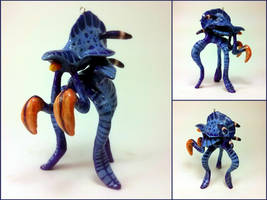 World of Warcraft Inspired Fen Strider by Euphyley