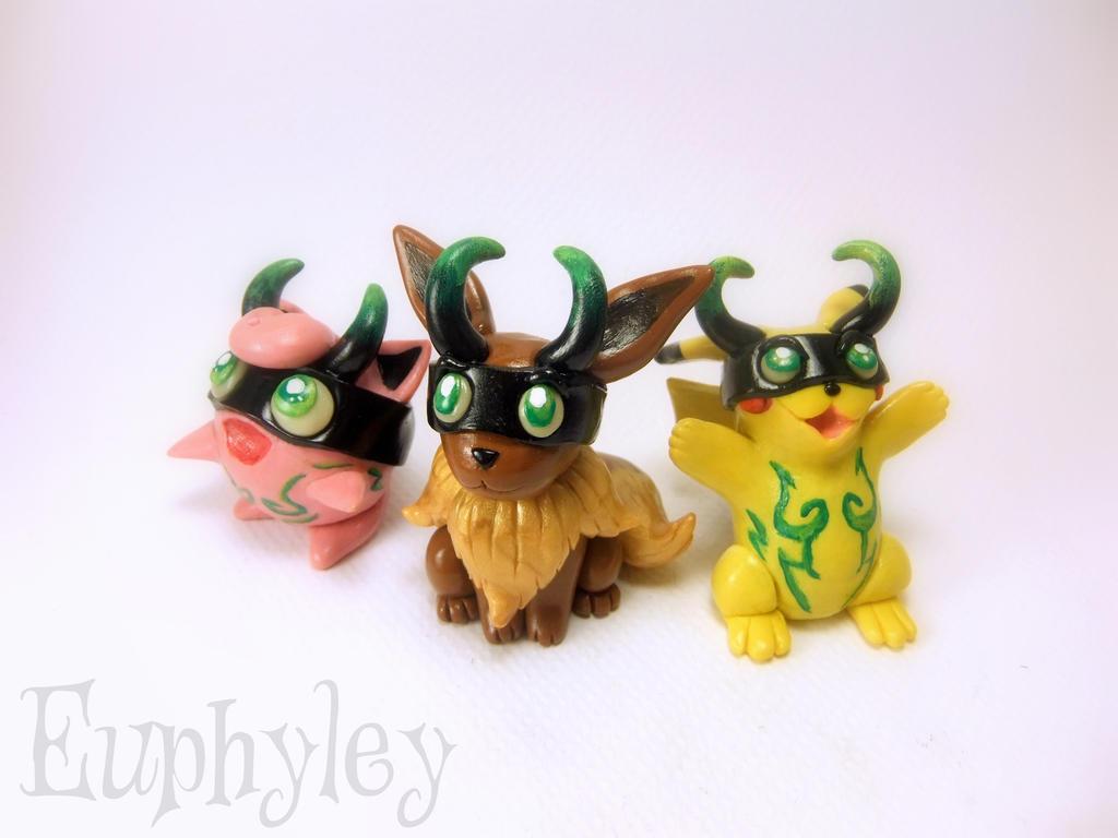 Demon Hunter Pokemon by Euphyley
