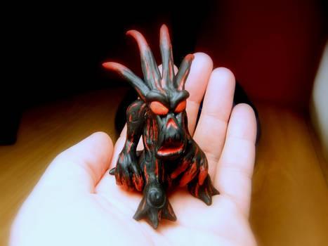Nightmare Treant - Warcraft Inspired