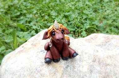 Tauren Druid in Unicorn Form! by Euphyley