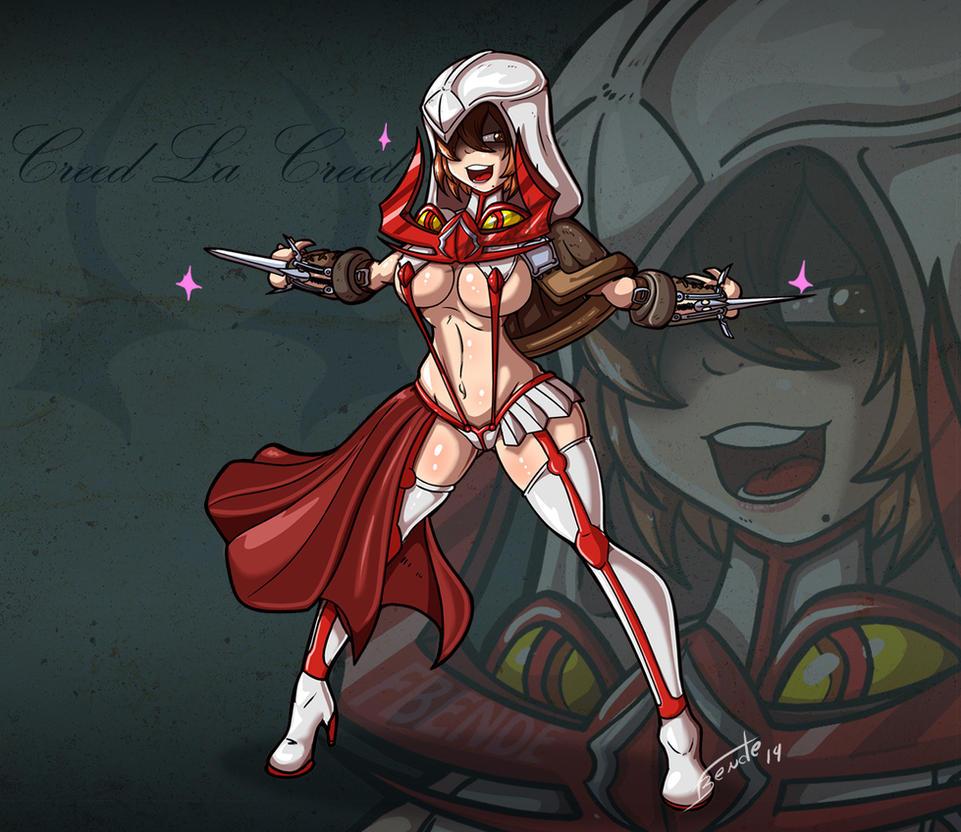 Assassins Creed La Kill by FBende