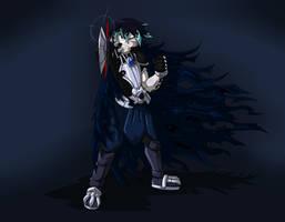 Death Knight by GunShad