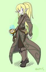 Valantha - Commission by GunShad