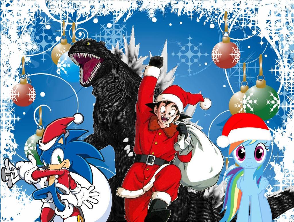Merry Christmas from Sonichedgehog2! by sonichedgehog2 on DeviantArt