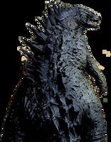 Godzilla 2014: Promotional Design 2 by sonichedgehog2