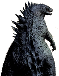 Godzilla 2014: Promotional Design 2