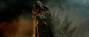 Godzilla 2014: The CGI King. by sonichedgehog2