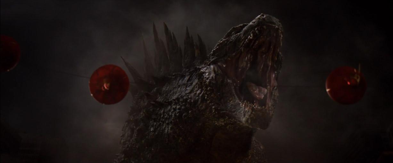 Godzilla 2014: Gojira's Mighty Roar!! by sonichedgehog2
