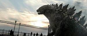 Godzilla 2014:  The King in the Sunlight