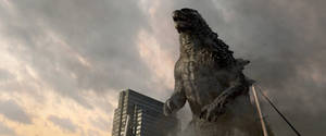 Godzilla 2014:  The King in the Sunlight 2 by sonichedgehog2