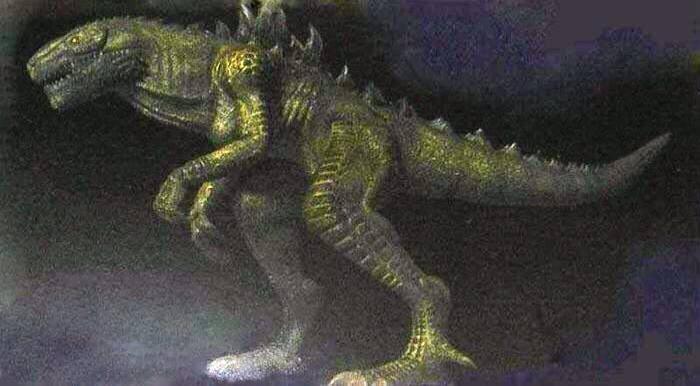 Final Wars Zilla (Godzilla 1998) Full Body By