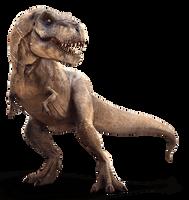 Jurassic World: Tyrannosaurus Rex by sonichedgehog2